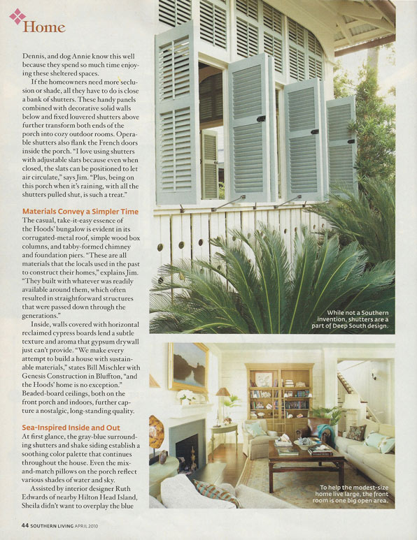 Southern Living Page 3
